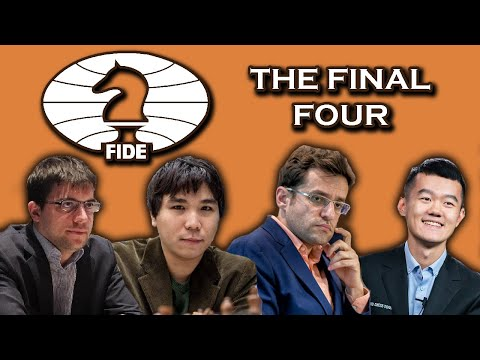 The Final Four – FIDE World Chess Cup