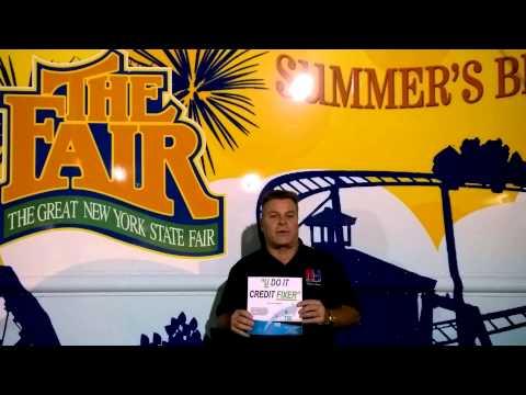 NY STATE FAIR - U DO IT CREDIT FIXER