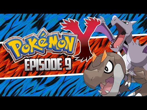 Pokemon X And Y Let's Play Walkthrough, So Many Fossils! - Episode 9