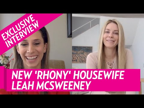 New 'RHONY' Housewife Leah McSweeney Opens Up About Her First Season