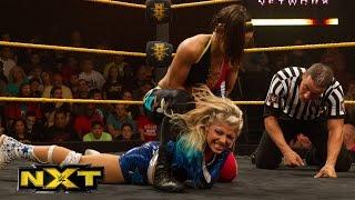 Bayley vs. Alexa Bliss: WWE NXT, Sept. 25, 2014