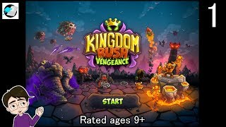 Let's Play Kingdom Rush Vengeance #1 Vez'nan Returns! To a Carnival?