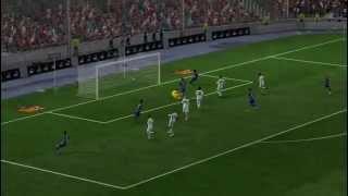 Tabela linda e gol de David Vila (fifa 11 pc)