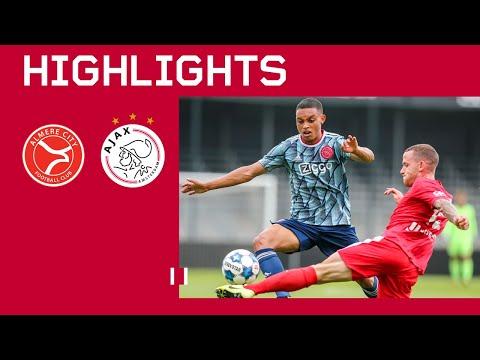 Highlights Almere City - Jong Ajax | FIRST FRIENDLY