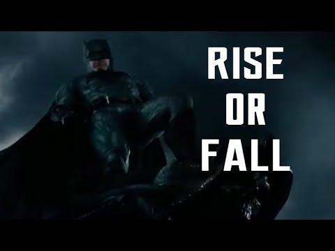 Bat Man Rise Or Fall