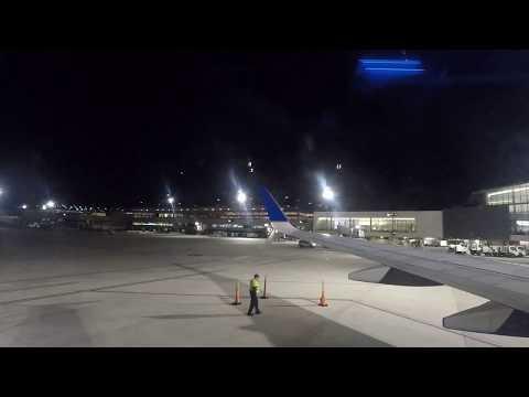 Full Flight | United Airlines 737-900ER Houston to Los Angeles