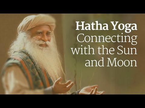 Hatha Yoga: Connecting with the Sun and Moon