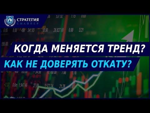 Как определить разворот и длительность тренда на рынке Форекс