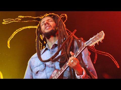 He runs Julian Marley's marijuana biz; He dabs distillates | The Cannabist Show
