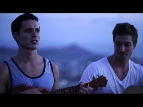 Daniel Lissing and Daniel Bess Sing & Play (I LOVE THIS CITY)