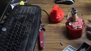 перестал заряжаться аккумулятор шуруповёрта, не беда!