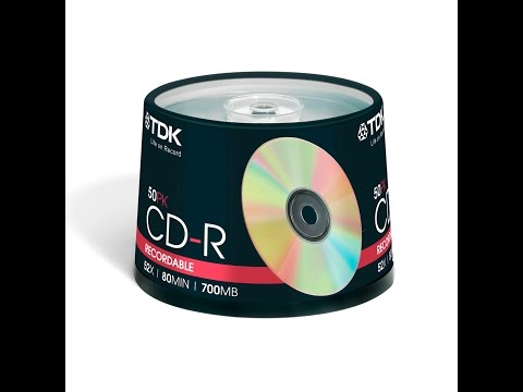 How to burn music to a blank cd disk