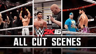 Download Video WWE 2K16 | All Career Mode Cutscenes 1080p MP3 3GP MP4