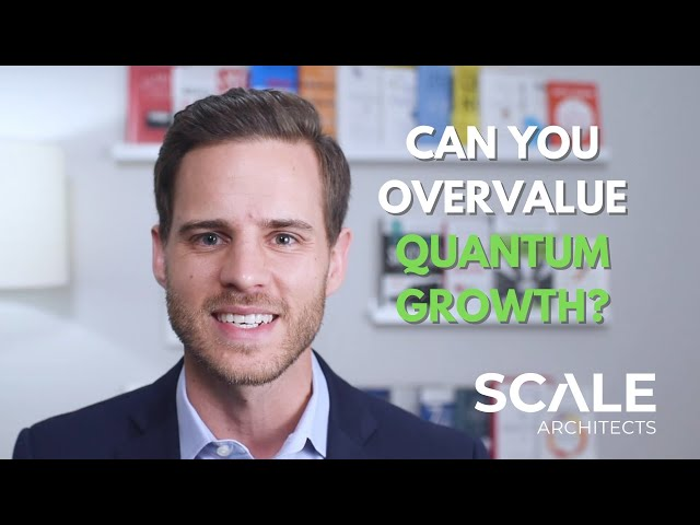 What happens when you overvalue quantum growth