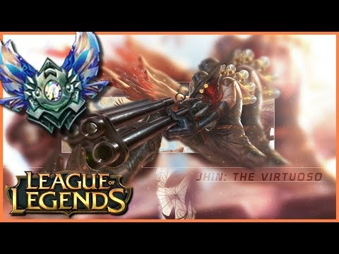 ¡BEST DUO BOT WAKANDA! (Esta gente me toca en shanked) - JHIN S8 ADC - League of Legends