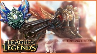 ¡BEST DUO BOT WAKANDA! (Esta gente me toca en shanked) - JHIN S8 ADC - League of Legends