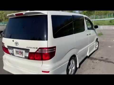 Toyota Alphard. 2005. 3L 4x4. Авто из Армении  Цена 11 200$. Все вопросы по телефону.