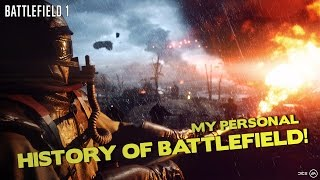 MY HISTORY OF BATTLEFIELD! - Battlefield One Reveal (BC2/BF3)