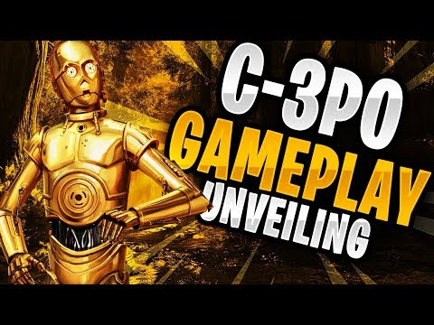 C-3PO Gameplay Unveiling! The New Jedi Knight Revan Counter? | Galaxy of Heroes