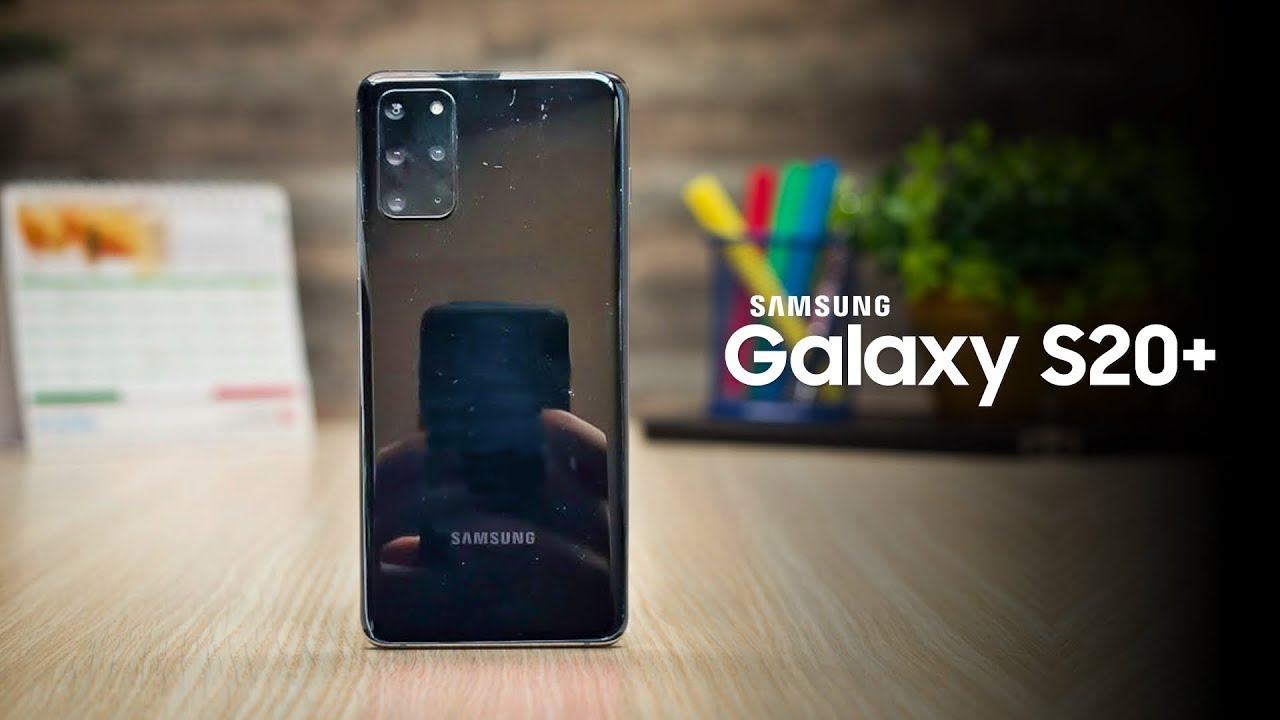 Samsung Galaxy S20 Plus - FIRST REAL LOOK - YouTube