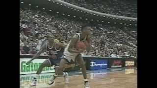 PENNY HARDAWAY 1994 NBA ROOKIE OF THE YEAR CAMPAIGN VIDEO