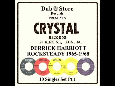 Derrick Harriott - Rocksteady 1965 - 1968 - Pt.1