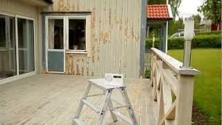 Окраска фасада(Специалист покажет, как покрасить фасад с великолепным результатом. Ознакомьтесь как и где использовать..., 2013-02-20T12:42:47.000Z)