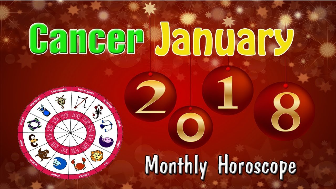 horoscope january 5 cancer or cancer