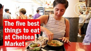 Chelsea Market Food You Have to Try Now
