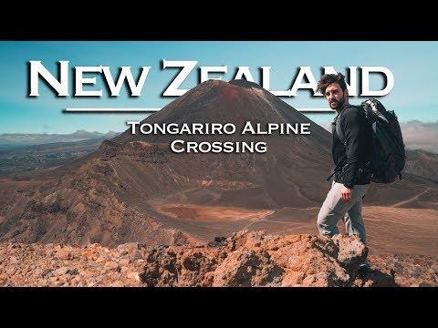 New Zealand's Best Hike | Tongariro Alpine Crossing Travel Vlog