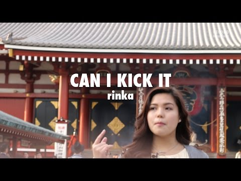 "Japanese Beatbox Champion Rinka performs ""Can I Kick It"" for #RecNY 