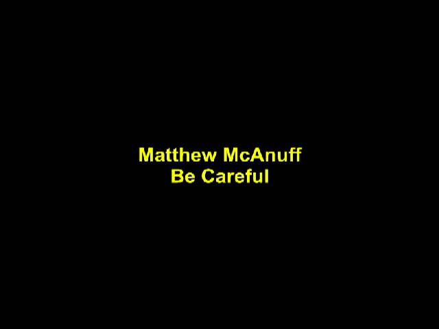 matthew-mcanuff-be-careful-knuks-skunk