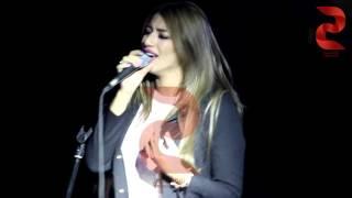 محمد عباس وهايدي موسي يشعلون مسرح ساقية الصاوي بــ أغنية