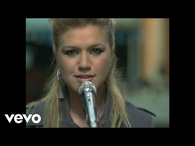 Kelly Clarkson - Walk Away (Official Music Video)