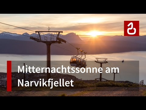 Kabinenbahn Narvik - Narvikfjellet (NO)