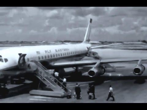 "Eastern Air Lines - ""Maintenance Miami"" - 1964"