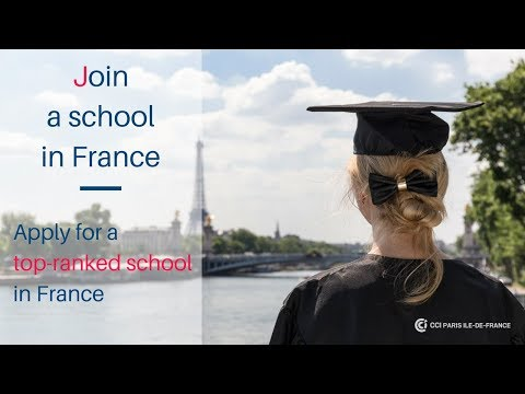 Presentation of Join a School in France