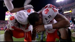 Download Video This Is Why We Cry, This is Why We Work || Clemson Football 2018 MP3 3GP MP4