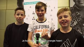 Jongeren inspireren energieprofessionals in Overijssel