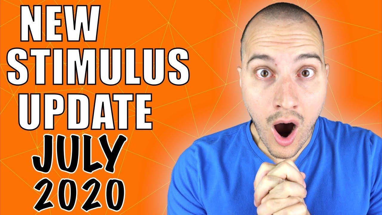 More Stimulus Checks Coming! July 2020 Stimulus Check Update!
