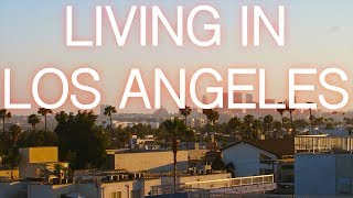 Living in Los Angeles For A Week!! | Chris Bruning