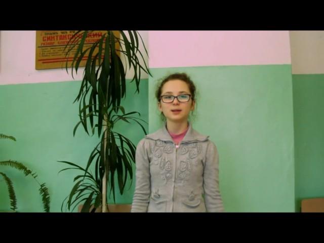Изображение предпросмотра прочтения – ДарьяЯковлева читает произведение «Мороз, Красный нос» Н.А.Некрасова