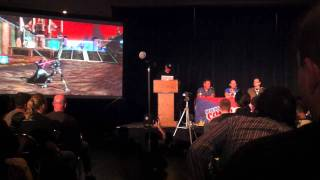 Comic Con 2011 Highlights