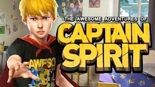 CAPTAIN SPIRIT 🌌 001: Der letzte Held auf dieser Erde
