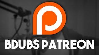 BdoubleO Patreon Rewards & Milestones!
