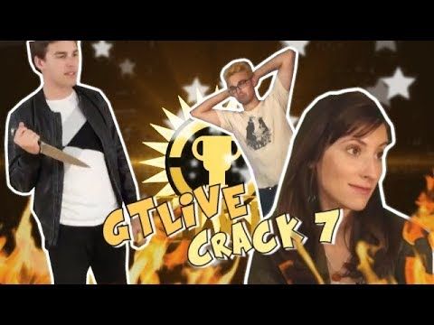 GTLive CRACK #7 Ft MatPat And Steph