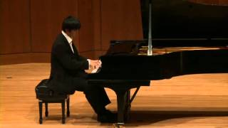 Richard He (何云天)plays Schubert/Liszt Erlking