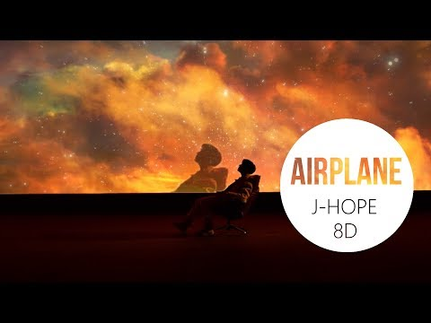 J-HOPE - AIRPLANE [8D USE HEADPHONES] 🎧