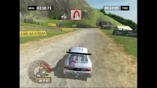[LP012] Rally Fusion Race of Champions - ROC Challenge - A-class (4/4) + RECORDS