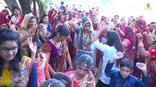 New Marwadi Marrriage Dance New Dj song Rajasthani Girl Dance 2019
